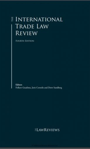The International Trade Law Review Turkey 2018 - Law Business Research