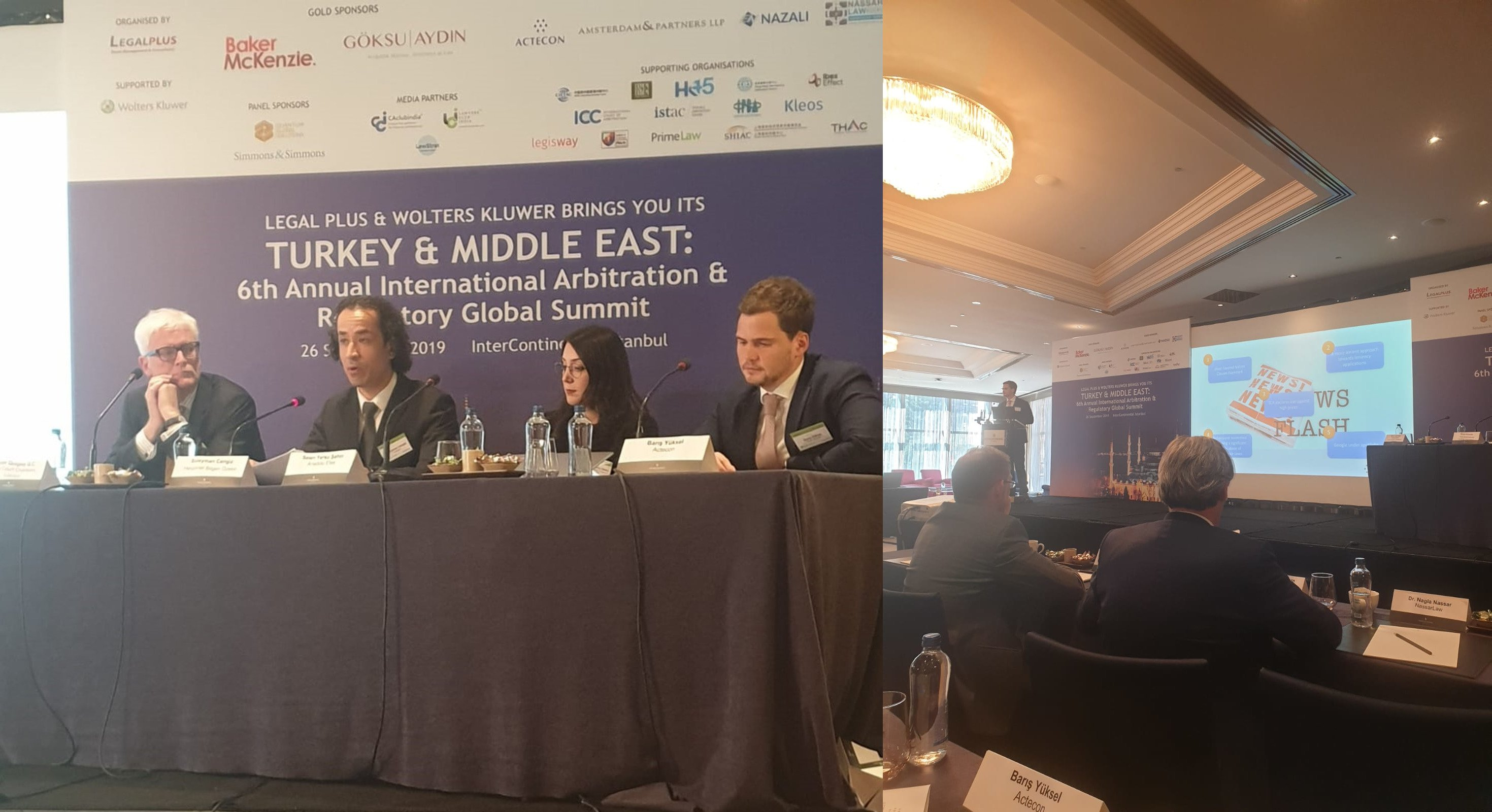 Turkey & Middle East  6th Annual International Arbitration and Regulatory Global Summit