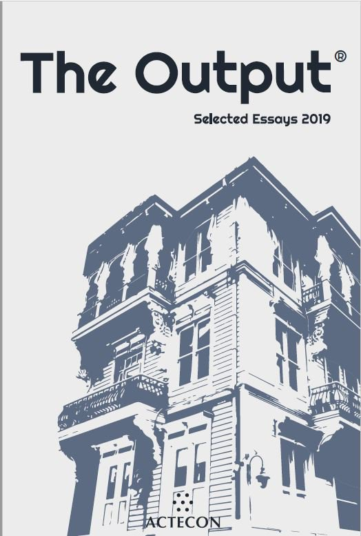The Output ® Selected Essays 2019